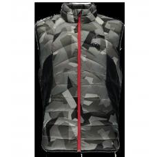 Men's Geared Synthetic Down Vest