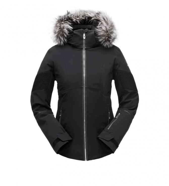 Women's Diabla Real Fur Jacket